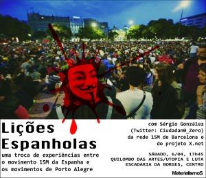 Lições Espanholas MaterialismosG